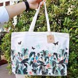 กระเป๋าสะพายพาดลำตัว นักเรียน ผู้หญิง วัยรุ่น บุรีรัมย์ Clarins Spring Summer Collection Polynesia BAG 2019