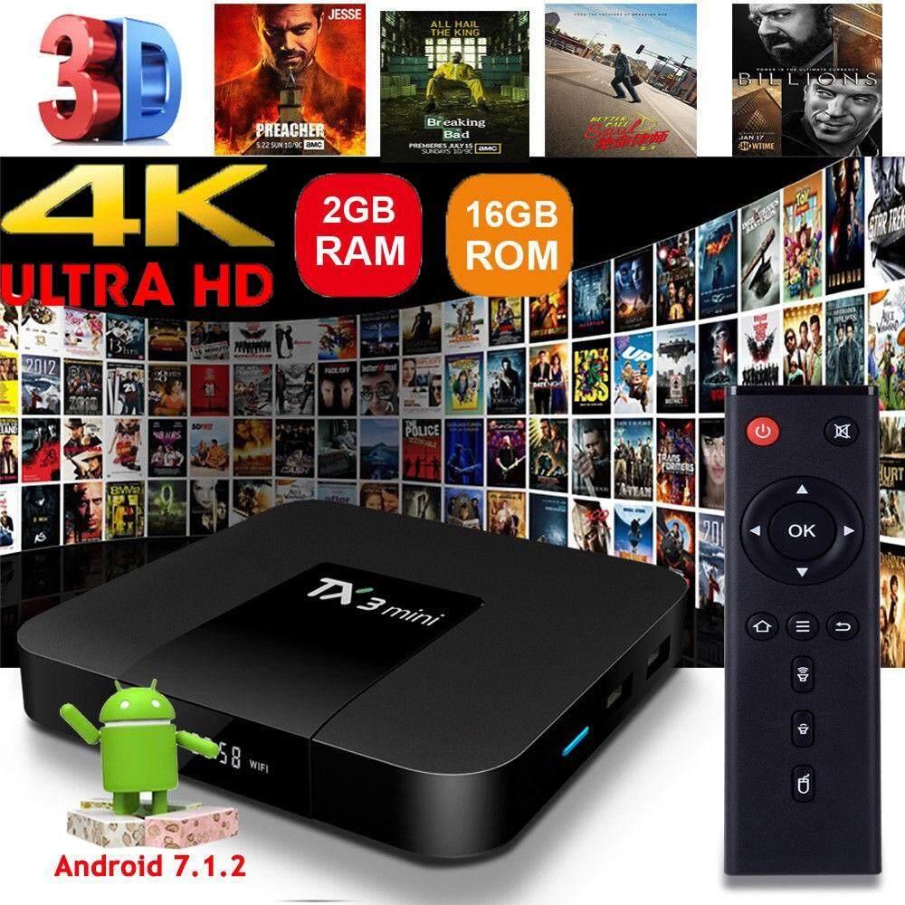 บัตรเครดิตซิตี้แบงก์ รีวอร์ด  สุโขทัย TX3 mini Android 7.1 กล่องสมาร์ททีวี 2 กิกะไบต์ 16 กิกะไบต์ Amlogic S905W Quad Core Set - top box H.265 4 พัน WiFi IPTV กล่อง
