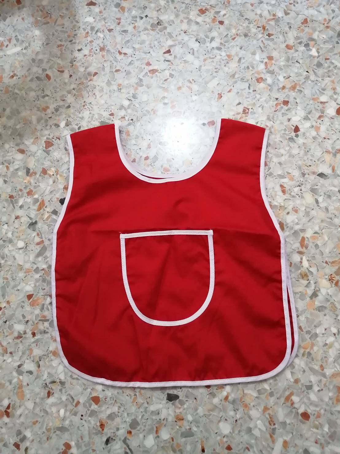 #เอี้ยมเด็กอนุบาล #ผ้ากันเปื้อนเด็กอนุบาล ราคาถู๊ก ถูก! #พร้อมส่ง#