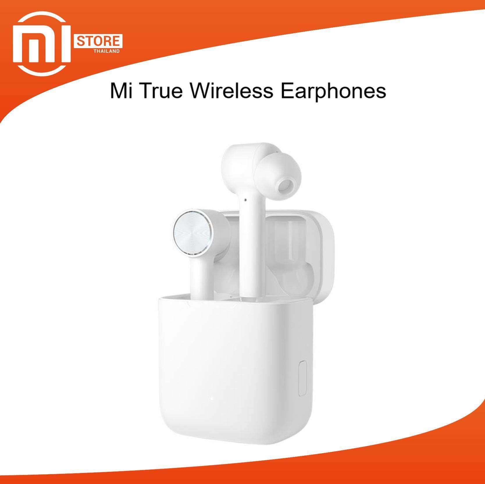 การใช้งาน  สุรินทร์ Mi Store-Xiaomi Mi True Wireless Earphones หูฟังอัจฉริยะบลูทูธสเตอริโอแฮนด์ฟรีควบคุมด้วยบลูทูธ