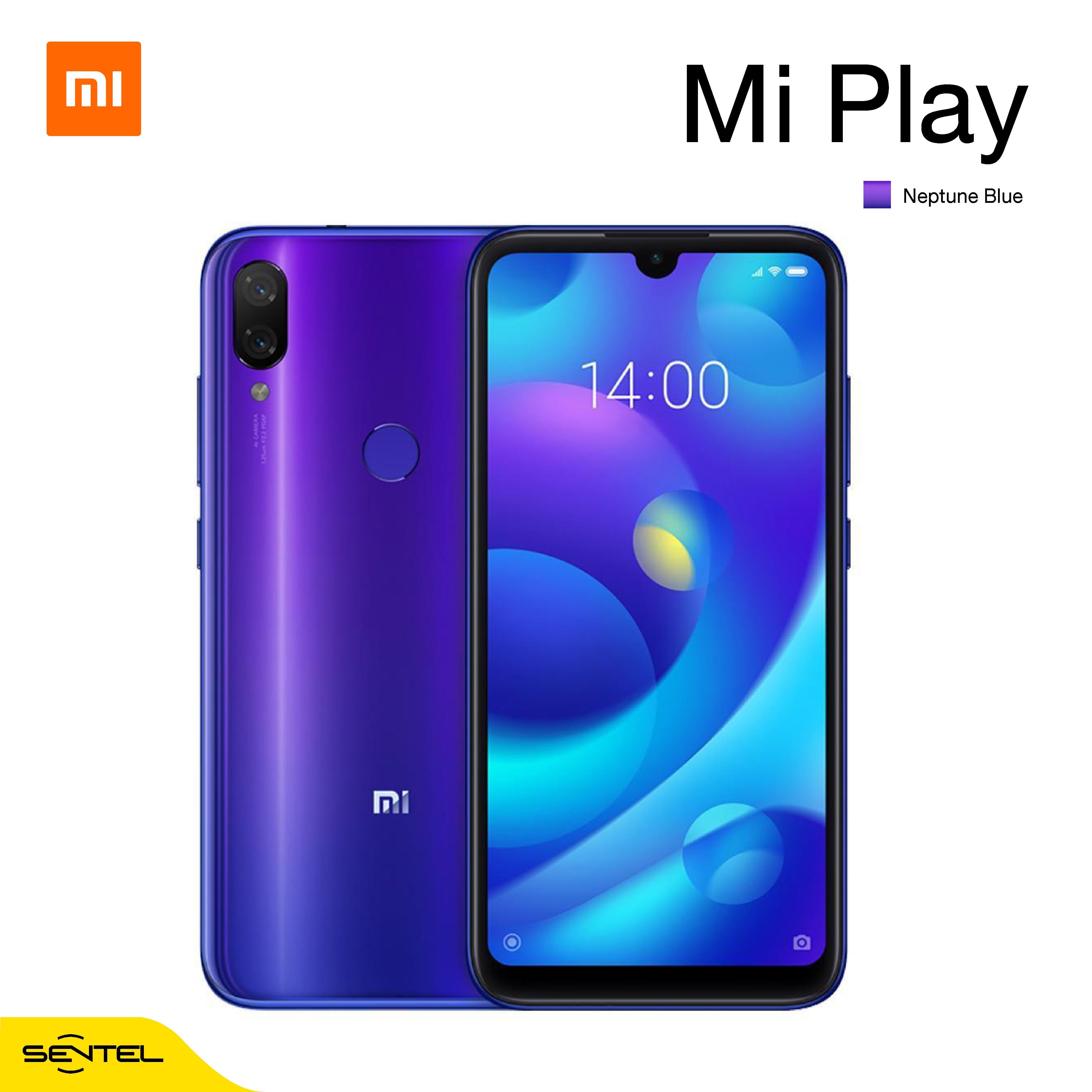 กรุงเทพมหานคร Xiaomi Mi Play 4 GB Rom 64 GB (รับประกันศูนย์ไทย 1 ปี)