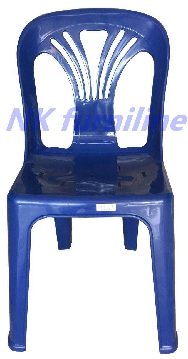 เช่าเก้าอี้ กรุงเทพ NK Furniline เก้าอี้พลาสติก เกรดB+ มีพนักพิง ปลายขามียางกันลื่น รุ่น CPB+