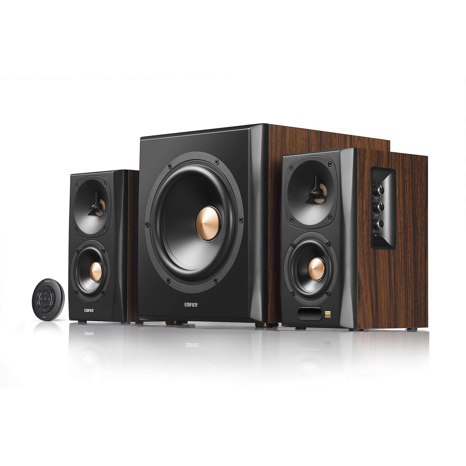 การใช้งาน  อุดรธานี Edifier S360DB Bluetooth Speaker 150w. รับประกันศูนย์ 2ปี
