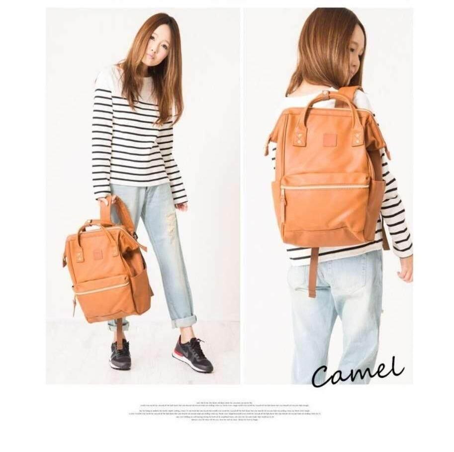 ทำบัตรเครดิตออนไลน์  นครสวรรค์ กระเป๋า Anello PU Leather Classic