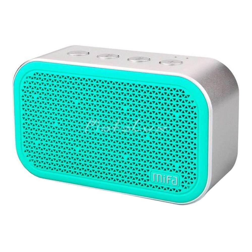 การใช้งาน  SPEAKER BLUETOOTH (ลำโพงบลูทูธ) MIFA M1 (BLUE) ส่งฟรี บริการเก็บเงินปลายทาง #speaker #bluetoothspeaker #ลำโพง #ลำโพงบลูทูธ #Marshall