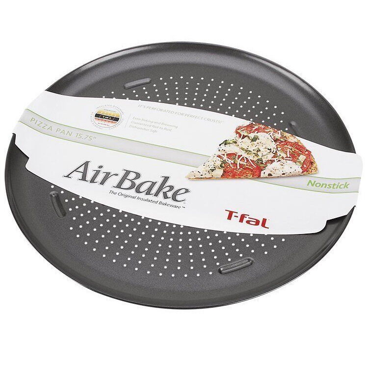 AirBake Nonstick Pizza Pan 12.75 in