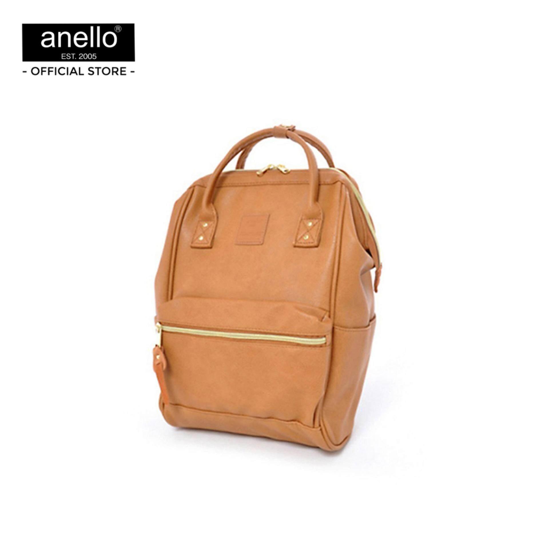 สินเชื่อบุคคลซิตี้  ราชบุรี anello กระเป๋า เป้ PU Mini Backpack _AT-B1212