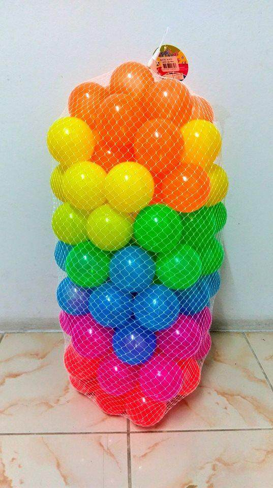 ส่งฟรีKerry! บอลสีลูกใหญ่ 2.8 นิ้ว