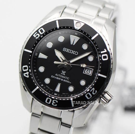 สอนใช้งาน  เพชรบูรณ์ นาฬิกา SEIKO Prospex X New SUMO SCUBA DIVER s 200 เมตร SPB101J1 (ประกันศูนย์ บ.ไซโกประเทศไทย จก.)