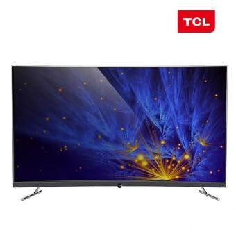 TCL LED UHD Smart DTV Curve 55 นิ้ว รุ่น 55P5CUS [ผ่อนชำระอัตราดอกเบี้ยพิเศษสูงสุด 10 เดือน]