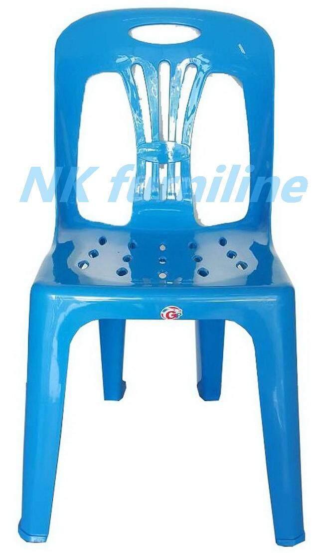 เช่าเก้าอี้ หนองคาย NK Furniline เก้าอี้พลาสติก เกรดAมีพนักพิง ปลายขามียางกันลื่น รุ่น CPA 989