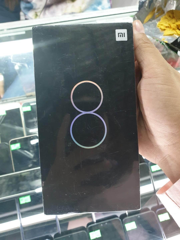การใช้งาน  พังงา Xiaomi mi 8 sealed