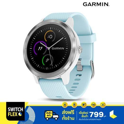 การใช้งาน  ประจวบคีรีขันธ์ Garmin Vivoactive 3 Element สมาร์ทวอทช์ GPS