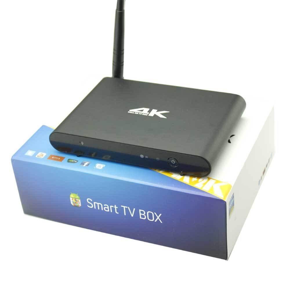 กาญจนบุรี 9FINAL Android TV BOX Quad Core รุ่น RK3288