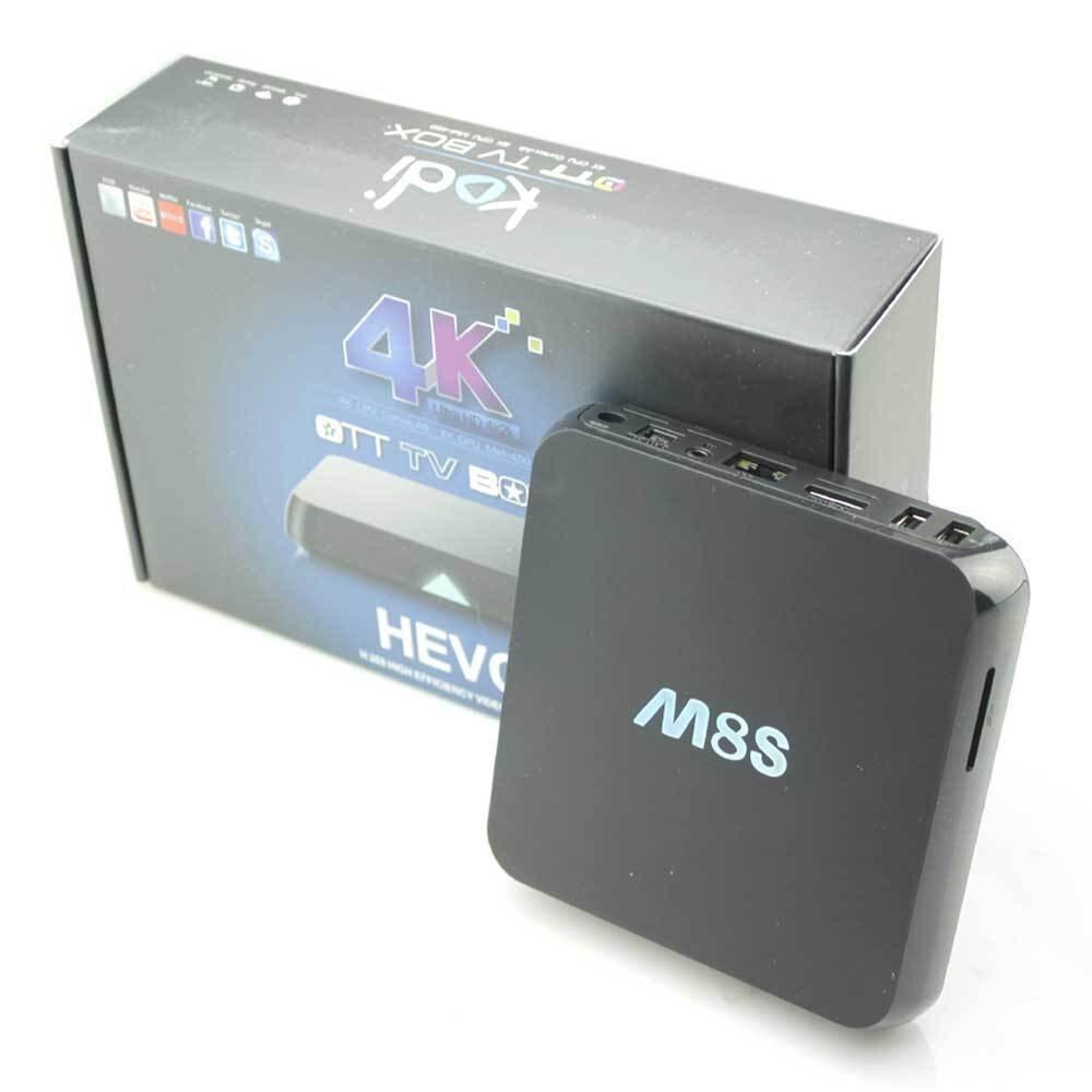 สอนใช้งาน  กระบี่ 9FINAL Android TV Box รุ่น M8S S812