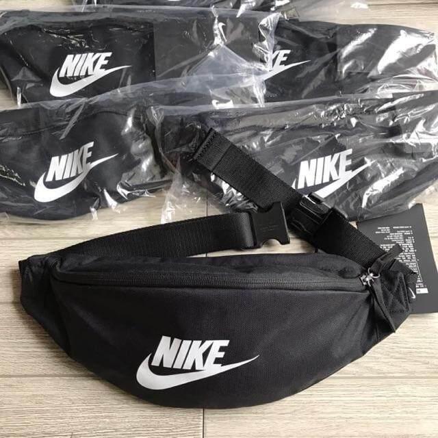 """""""ส่งฟรี KERRY""""กระเป๋า Nike คาดเอว คาดอก"""
