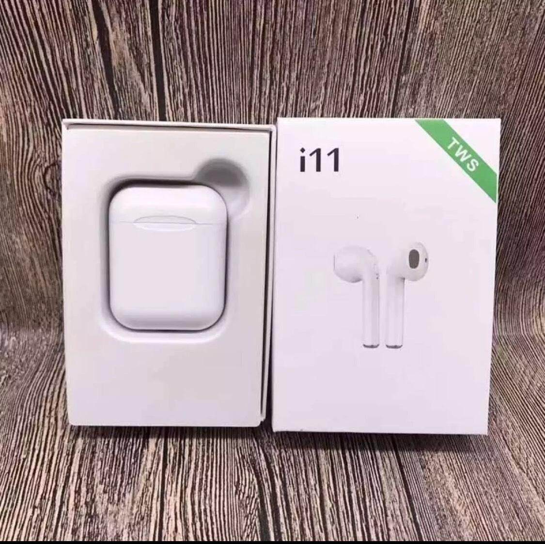Original i11 Air pods 1:1 TWS Wireless Bluetooth 5.0 super bass stereo Earbud for iPhone meizu pop ear pods Xiaomi airdots