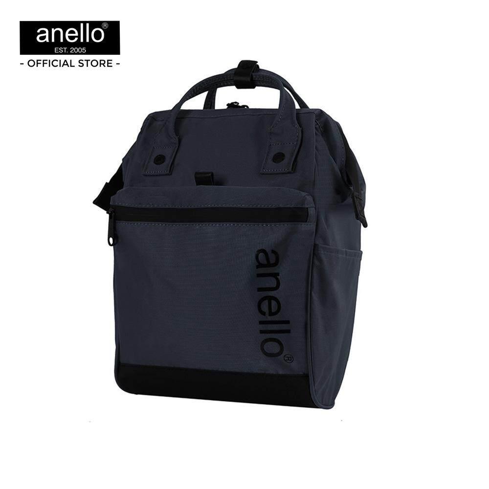 สอนใช้งาน  บุรีรัมย์ anello  กระเป๋าเป้ REG EXPAND Backpack FSO-B049