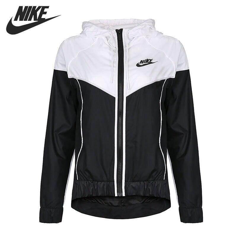 ลดสุดๆ ลิขสิทธิ์แท้ 100% modelb Nike เสื้อแจ็คเกต ผู้หญิง ไนกี้ Women Jacket Windrunner เบาสบายกันลม ไม่ร้อน ส่งไวkerry!!