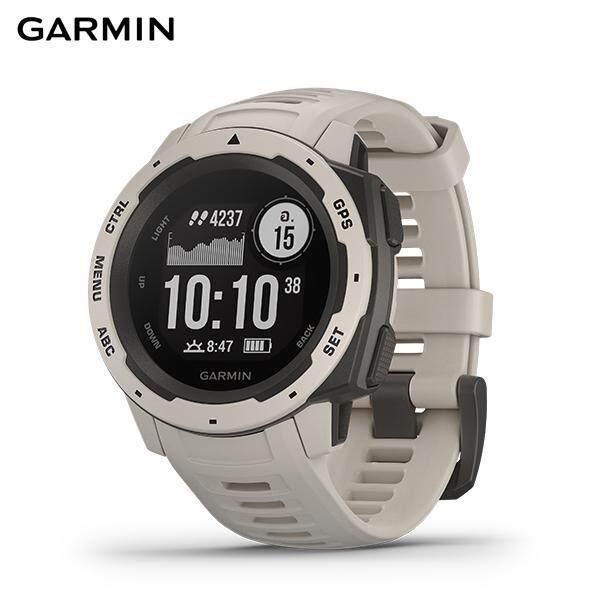 ยี่ห้อนี้ดีไหม  ตราด GARMIN SMARTWATCH รุ่น Instinct นาฬิกา GPS ที่สมบุกสมบันที่สุด (รับประกันศูนย์ไทย 1 ปี)