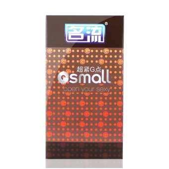 ถุงยางอนามัย สำหรับคนไซส์เล็ก 45mm 10ชิ้น/กล่อง *ไม่ระบุชื่อสินค้าหน้ากล่อง