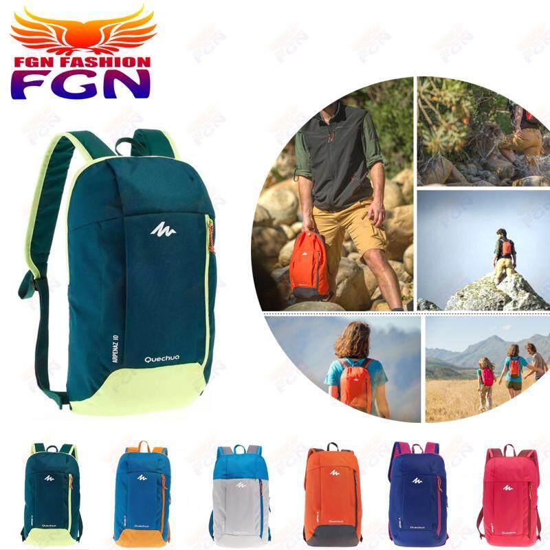 กระเป๋าเป้ นักเรียน ผู้หญิง วัยรุ่น หนองบัวลำภู FGN รุ่นใหม่ แบบออกกำลัง Backpack กระเป๋าเป้เบ็ดตเล็ด  กระเป๋าเป้ท่องเที่ยว  Fashion Bag(สีเขียว)FGN 079