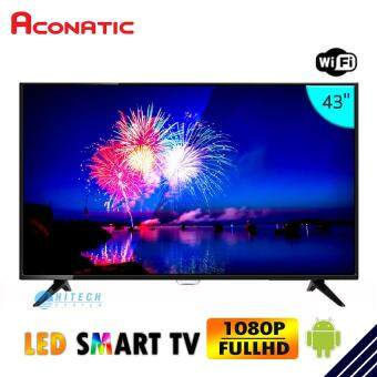 ACONATIC SMART TV Full HD 43 นิ้ว รุ่น AN-43DF800SM