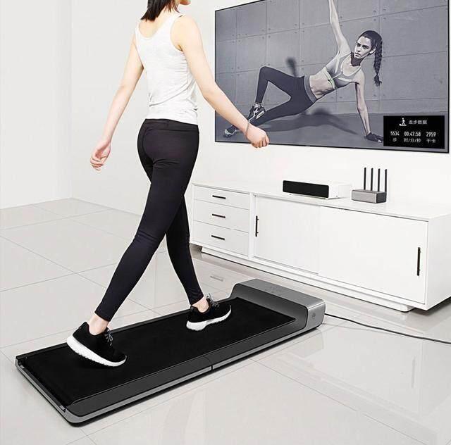 ขายดีมาก! (BKK LIFE) ลู่วิ่งไฟฟ้าอัจฉริยะ Xiaomi Mijia WalkingPad Mini Walk Smart Treadmill ลู่วิ่งสำหรับคนรักสุขภาพ พับเก็บง่ายไม่เกะกะ