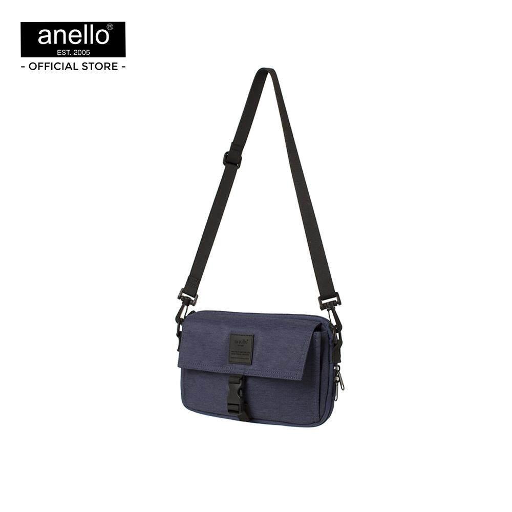 การใช้งาน  ลพบุรี กระเป๋าสะพาย Anello Mini Shoulder Bag OS-N035