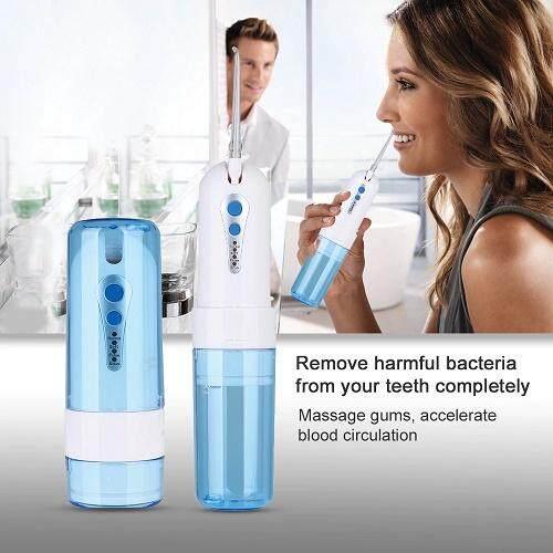 แปรงสีฟันไฟฟ้า ช่วยดูแลสุขภาพช่องปาก พระนครศรีอยุธยา Water flosser oral irrigator waterpik ไหมขัดฟันพลังน้ำ ics 300