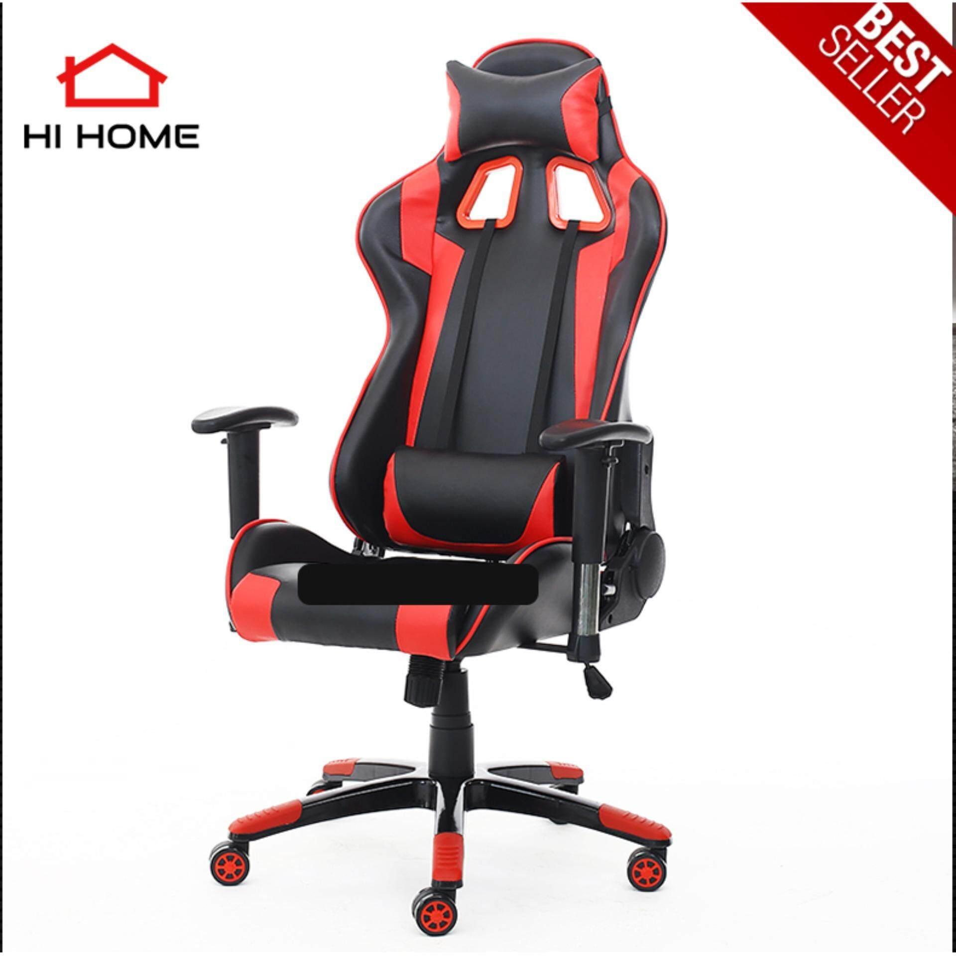 สอนใช้งาน  เก้าอี้เล่นเกม เก้าอี้เกมส์ Racing Raming Chair รุ่น G1 (RED) Gaming chair Office Chair เก้าอี้ทำงาน เก้าอี้สุขภาพ เก้าอี้คอม เก้าอี้เกม เก้าอี้คอมนั่งสบาย เก้าอี้สำนักงาน เก้าอี้ผู้บริหาร เก้าอี้ทำงาน เฟอร์นิเจอร์สำนักงาน โฮมออฟฟิศ เก้าอี้ประชุม