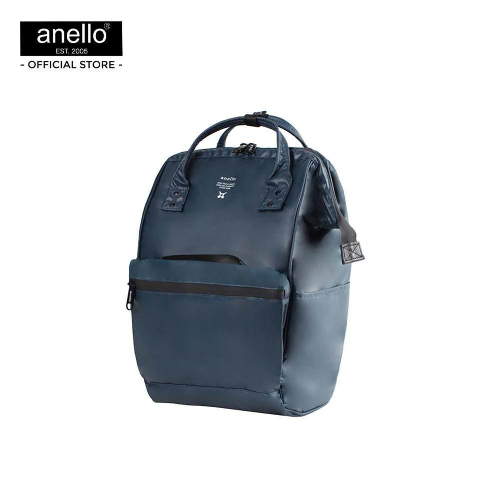 สอนใช้งาน  ปราจีนบุรี กระเป๋าสะพายหลัง anello MINI W-Proof Mini Classic Backpack-anello lining_OS-N017
