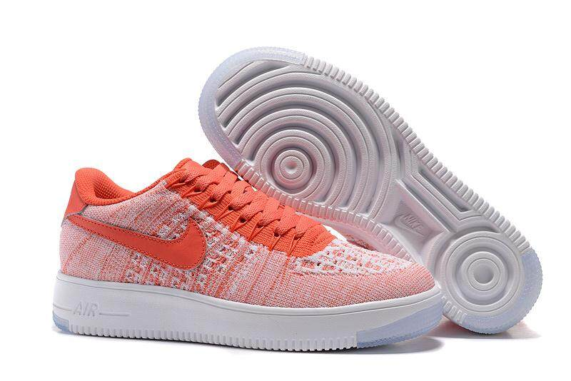 Nike Shoes 2016 Nike Air Force 1 Flyknit Air Force Low Top Casual Women's Shoes Sports Running Shoes