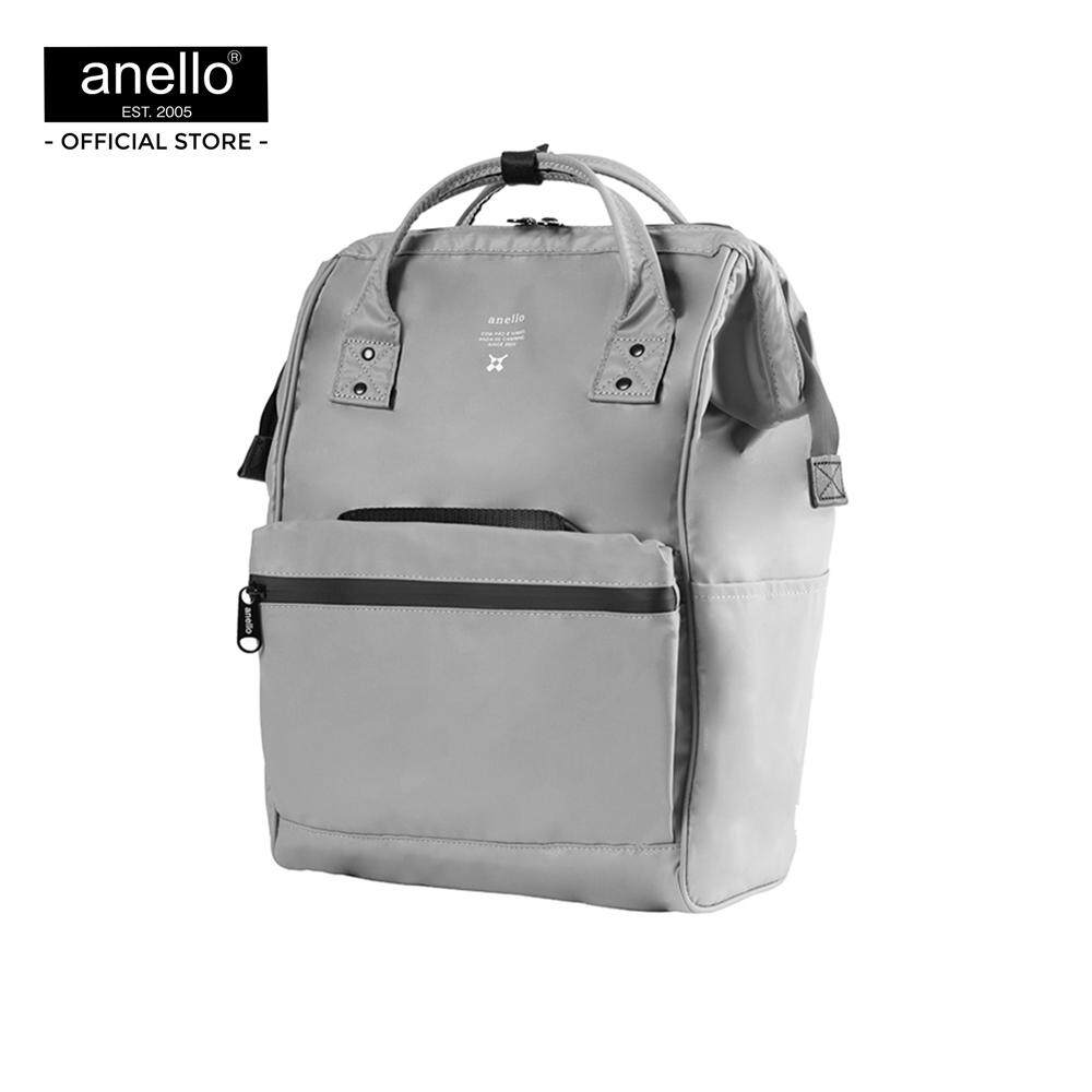 การใช้งาน  ปทุมธานี กระเป๋าสะพายหลัง anello REG W-Proof Classic Backpack-anello lining_OS-N016