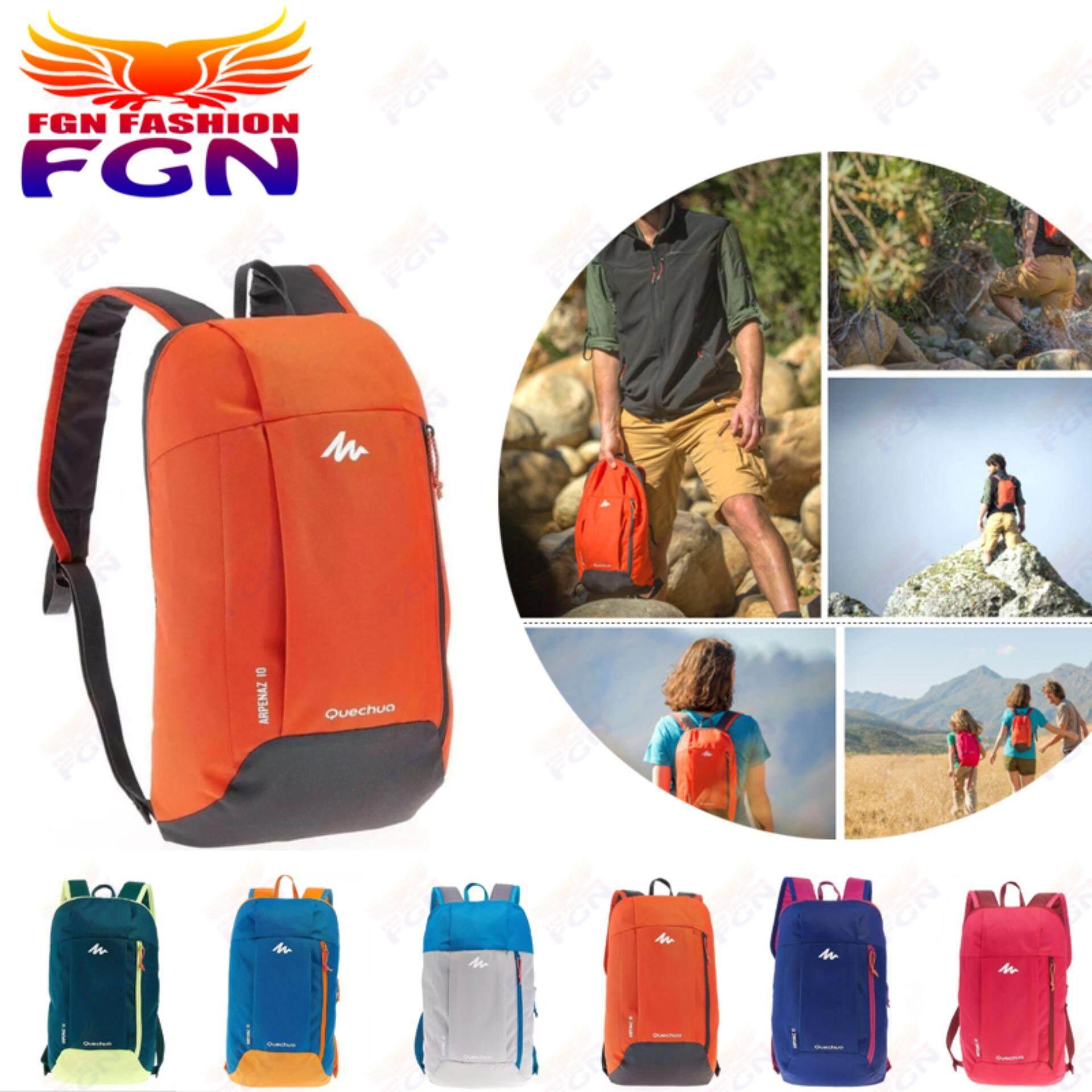 กระเป๋าถือ นักเรียน ผู้หญิง วัยรุ่น ชลบุรี FGN รุ่นใหม่ แบบออกกำลัง Backpack กระเป๋าเป้เบ็ดตเล็ด กระเป๋าเป้ท่องเที่ยว  Fashion Bag(สีส้ม)FGN 079