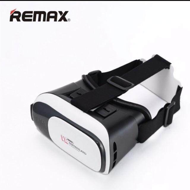 """เก็บเงินปลายทางได้ """"ส่งฟรี KERRY""""VR box แว่น 3 มิติ  ยี่ห้อ  remax  รุ่น RT-V01"""