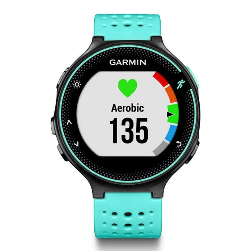 สอนใช้งาน  เพชรบูรณ์ Garmin Forerunner 235 GM-010-03717-6U Smart Digital Frost Blue Silicone Unisex Smartwatch
