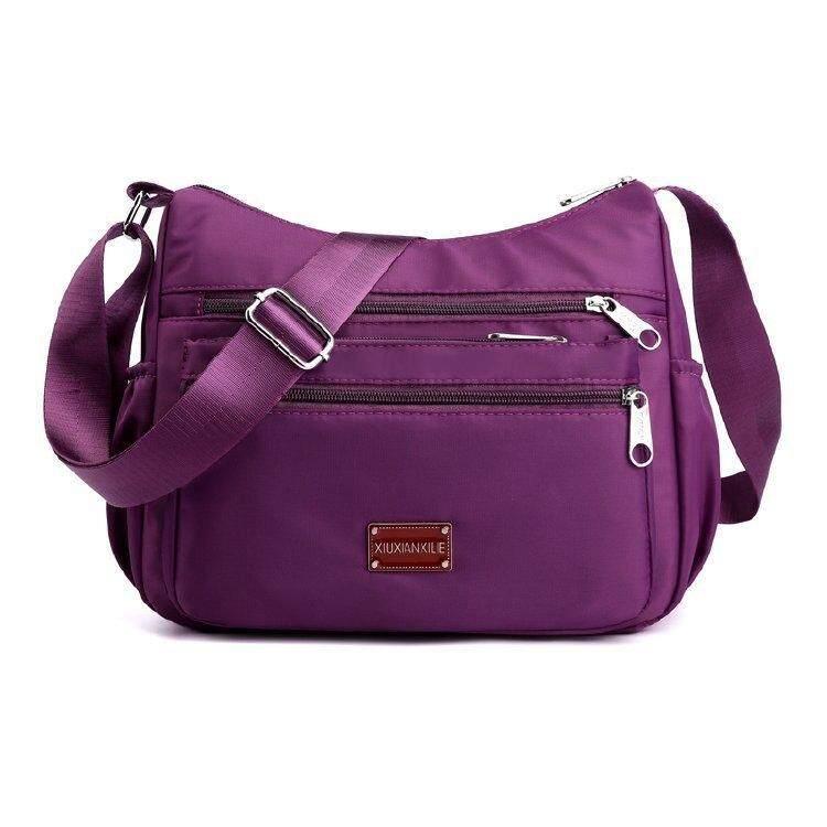 กระเป๋าถือ นักเรียน ผู้หญิง วัยรุ่น ศรีสะเกษ MOMO SHOP กระเป๋าสะพายข้าง ผู้หญิง  XIUXIANXILIE   B173