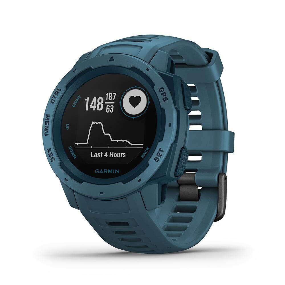 ยี่ห้อนี้ดีไหม  มุกดาหาร Garmin Instinct นาฬิกาออกกำลังกาย และผจญภัย GPS ราคาพิเศษ