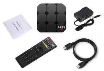 กล่อง Smart TV A95X-R2 Android TV box 7.1.2 S905W 64-Bit up to 2.0GHz RAM 2GB/ROM 16GB รุ่นใหม่ล่าสุด