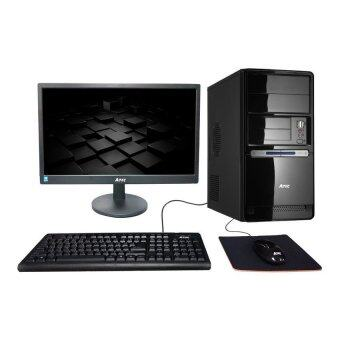 ATEC PC PIONEER i3 4170 Intel Core i3 4170 RAM 4GB พร้อม LCD Monitor 19.5\ (Black)