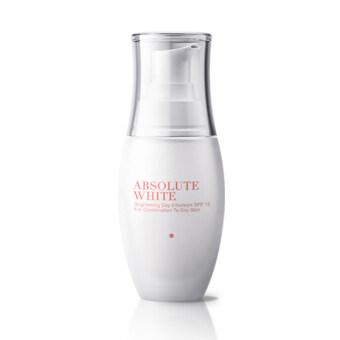 aviance Absolute White Brightening Day Emulsion SPF 15 for Combination to Oily Skin 50 ml