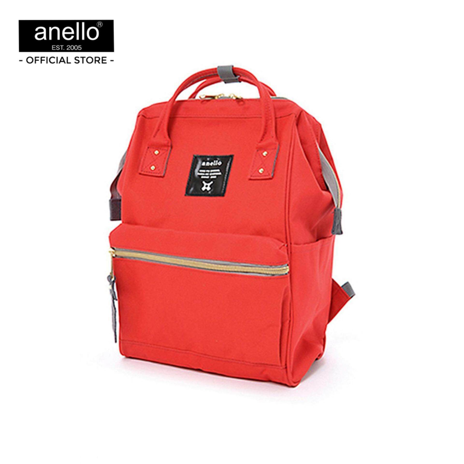 ยี่ห้อไหนดี  พิษณุโลก anello กระเป๋า เป้ Mini Backpack _AT-B0197B