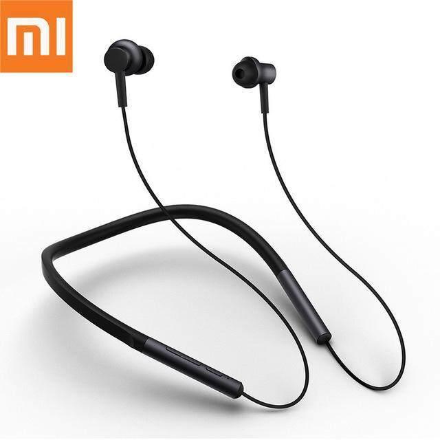 ยี่ห้อไหนดี  บึงกาฬ Xiaomi Mi Bluetooth Neckband Earphones //สีดำ