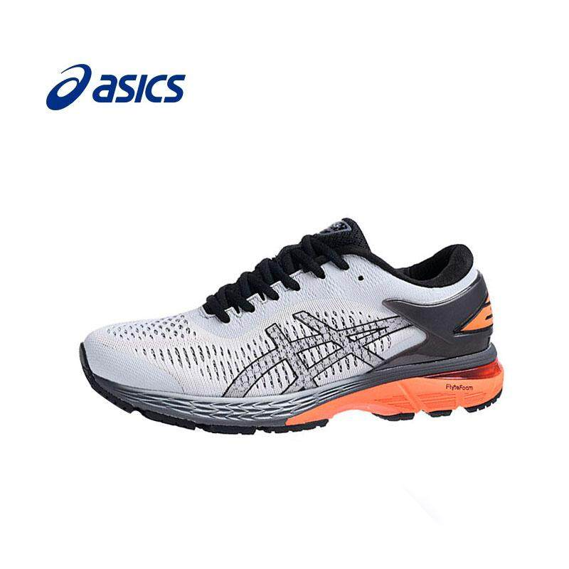 official photos 37a1b 4cc5b 2019 New Arriva Asics Running shoes GEL-KAYANO 25 Sport jogging sneaker  shoes 2019 Grey Black