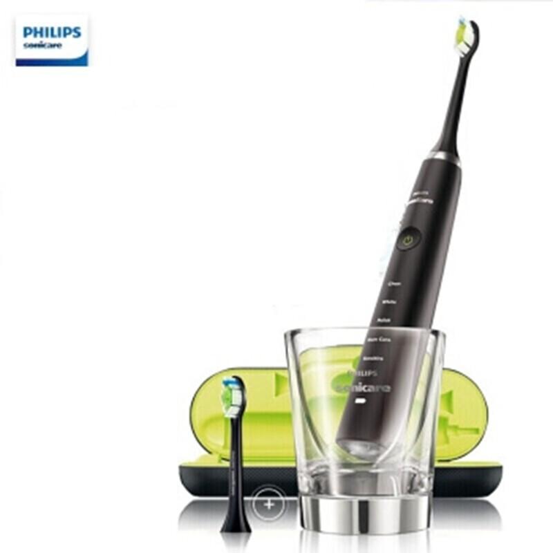 สุพรรณบุรี Philips Sonicare DiamondClean Rechargeable Sonic Electric Toothbrush HX9352 04