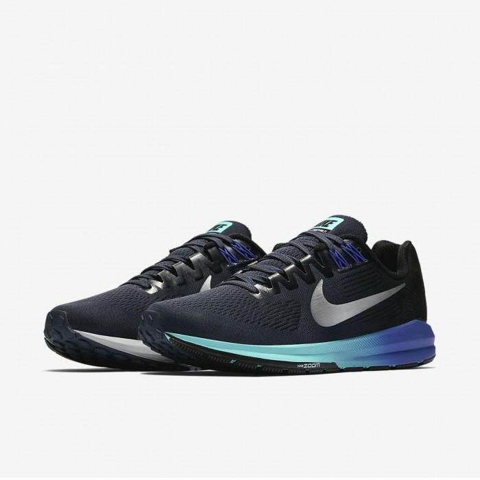 ยี่ห้อไหนดี  ร้อยเอ็ด รองเท้าวิ่งผู้หญิง Nike Air Zoom Structure 21