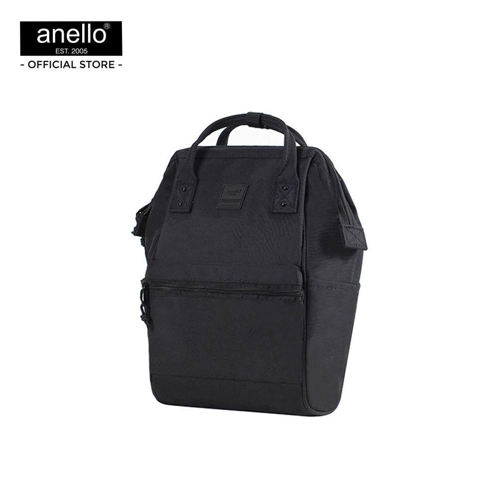 สอนใช้งาน  เชียงราย anello กระเป๋า กระเป๋าเป้ SMALL  Multi color Classic Backpack OS-N046