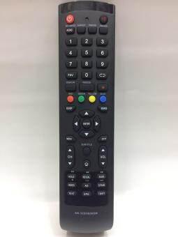 รีโมททีวี อะโคเนติค Aconatic รุ่น AN-32DH800SM / AN-40DF800SM / AN-LT5033 [ใช้ได้ทั้ง3รุ่น ใช้งานสมบูรณ์] รับประกันสินค้า มีเก็บเงินปลายทาง