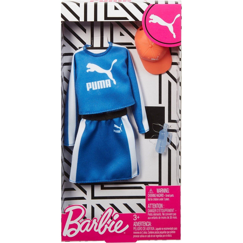 Barbie® PUMA ชุดตุ๊กตา บาร์บี้ พูม่า ของเล่นเด็ก